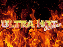 Автомат Ultra Hot Deluxe в казино